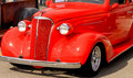 Red Hot Rod II Royalty Free Stock Photography