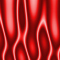 Red Hott Flames Royalty Free Stock Photo