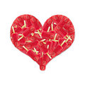 Red Ice Lollies Heart Royalty Free Stock Photo