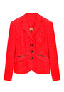 Red jacket Royalty Free Stock Photography