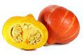 Red kuri squash Royalty Free Stock Photo