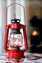 Photo : Red Lantern parol