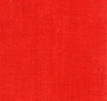 Red linen fabric background or texture Stock Image