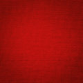 Red linen fabrics Stock Photo
