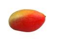 Red mango fruit Royalty Free Stock Photo