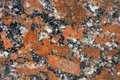 Red marble surface as background image Royalty Free Stock Photo