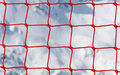 Red mesh Royalty Free Stock Images