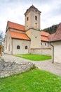 The Red Monastery, Slovakia
