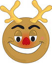 Red Nosed Reindeer Stock Photos