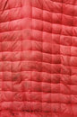Red old mattress background Royalty Free Stock Photography