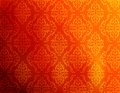 Red and orange background with pattern Royalty Free Stock Images
