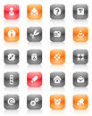 Title: Red and orange buttons miscellaneous