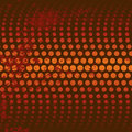 Red/Orange Circle Background Royalty Free Stock Images