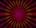 Red orange and ink rays abstract interference pattern needs to be viewed larger than thumbnail beautiful geometrical background Stock Photos
