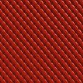 Red padding seamless texture huge Royalty Free Stock Image