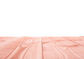 Red paint coated wooden boards Royalty Free Stock Photo