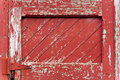 Red Painted Wood Paneling Stock Photos