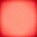 Red paper background or stripe pattern rough texture Royalty Free Stock Images