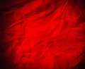 Red paper grunge background with black vignette Royalty Free Stock Image