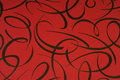 Red pattern background Stock Images