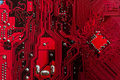 Red PCB computers