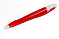 Red Pen closeup Royalty Free Stock Photo