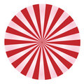 Red and Pink Rays in a Circle Royalty Free Stock Photo
