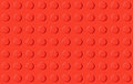 Red Plastic Construction Toy B...