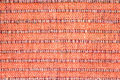 Red and purple textile the is a texture background Stock Image