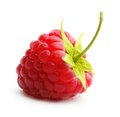 Red ripe berry raspberry Royalty Free Stock Photo