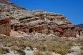 Red Rock Canyon - California Royalty Free Stock Photo
