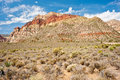 Red Rock Canyon, Las Vegas, Nevada Stock Images