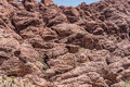 Red rock canyon national conservation area hiking in nevada Stock Images