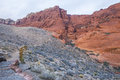 Red rock canyon near las vegas nevada Stock Photos