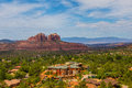 Red rocks in Sedona Royalty Free Stock Photo