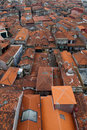 Red rooftops Royalty Free Stock Photo