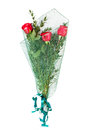 Red Roses Bouquet Royalty Free Stock Image