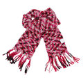 Red scarf Royalty Free Stock Photos
