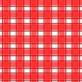 Red scotch pattern Royalty Free Stock Photo