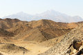 Red Sea mountains Royalty Free Stock Photography
