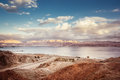 Red sea views of the in eilat israel Royalty Free Stock Photography