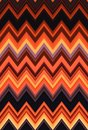 Red seamless Chevron zigzag pattern abstract ruddy rosse art background, trends Royalty Free Stock Photo