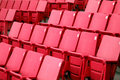 Red Seats 2 Royalty Free Stock Images