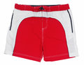 Red shorts Royalty Free Stock Photography