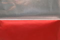 Red silver metallic paper texture background