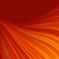Red smooth twist light lines background eps vector file included Stock Image