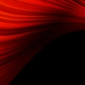 Red smooth twist light lines eps background vector file included Royalty Free Stock Image