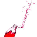 Red soda Royalty Free Stock Photo