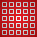 Red square background abstract vector eps Stock Photos