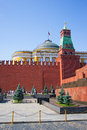Red Square in Moscow, Russia Royalty Free Stock Photos